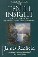 The Tenth Insight - Holding the Vision : Further Adventures of 'The Celestine Prophecy' by James Redfield (1998, Paperback, Reprint)