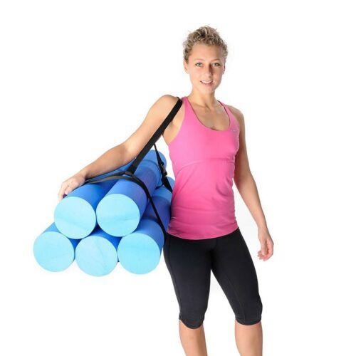 Oliver sangle de transport pour schwimmnudeln Pilates Yoga Gymnastique fascias rôles Ceinture