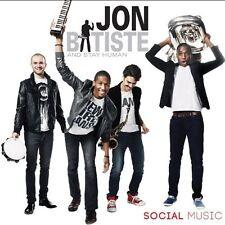 Jon Batiste, Jon Batiste & Stay Human - Social Music [New CD]