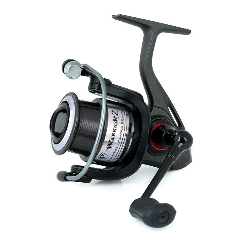 Fox Rage Warrior 2 Spinning Predator Reel New for 2018  19 FREE Delivery  floor price