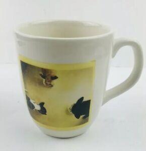 RAE-DUNN-Artisan-Collection-by-Magenta-034-Share-a-Meal-034-Coffee-Mug-Stonewear-NEW
