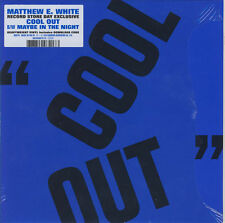 "MATTHEW WHITE ""Cool Out"" 7"" - W/ Download Code - RSD 2016 Exclusive"