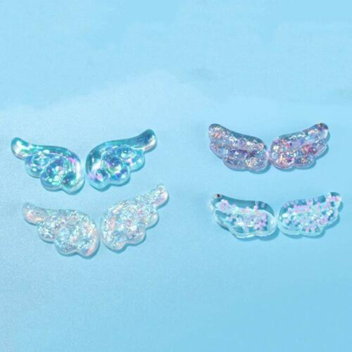 New Angel Arm Resin Mold Flank Epoxy Mould Brooch Tools Pendant Baking Tool N3
