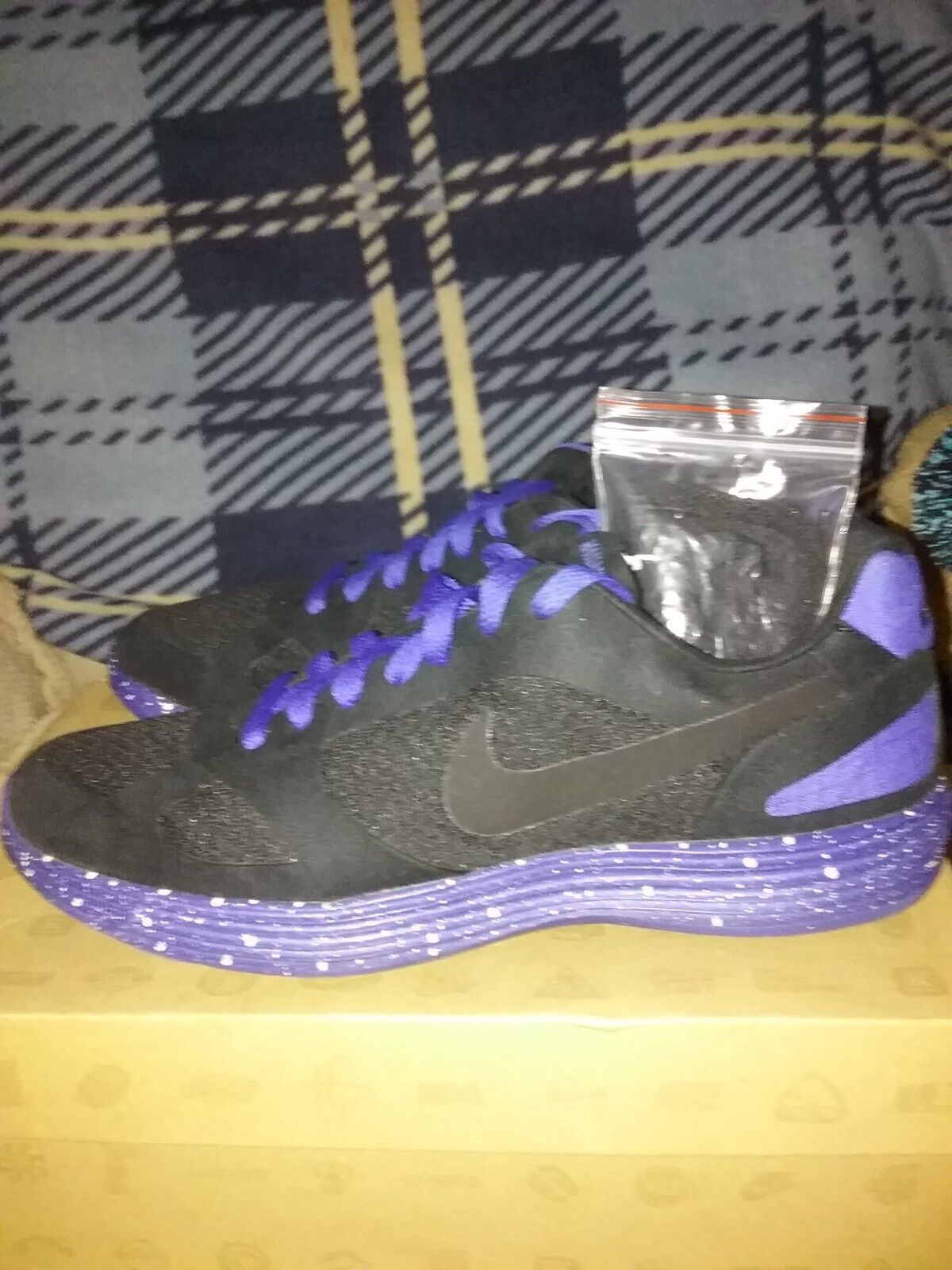 Nike Lunar Mariah 10.5 tz qs huarache yeezy Jordan kaws