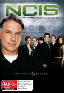 NCIS-Season-4-DVD-2008-6-Disc-Set