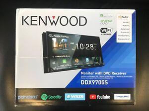 Details about KENWOOD DDX9705S 7
