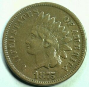 1875-Indian-Head-Cent-PCGS-VF-Details-Very-Nice