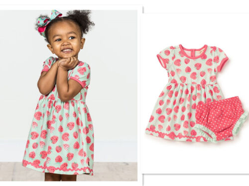 NEW Matilda Jane so berry sweet dress size 12//18 18//24months A0202