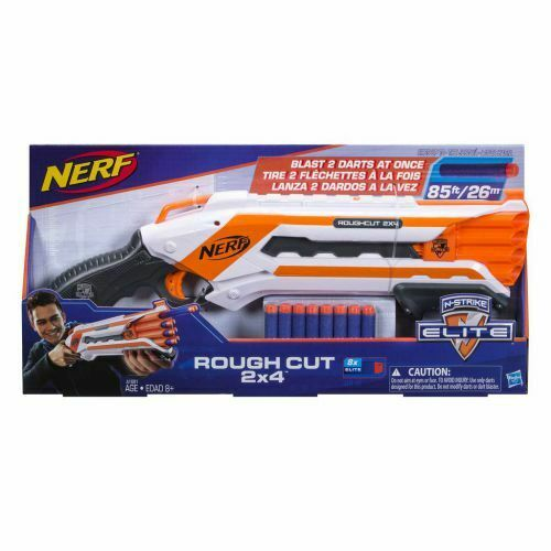 Rough Cut Hasbro HSBA1691EUA Nerf N-Strike Elite
