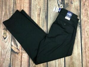 NEW-Magna-Click-Men-039-s-Classic-Fit-Flat-Front-Dress-Pants-VARIETY-SIZE-COLOR-B34