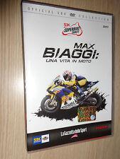 DVD N°9 SUPERBIKE TRIBUTE MAX BIAGGI UNA VITA IN MOTO SBK MOTOGP MOTOMONDIALE