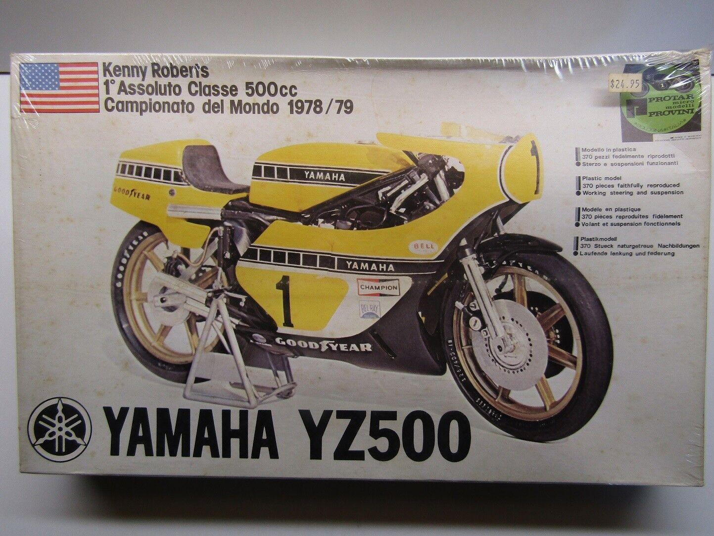 Protar vintage - 1   9 skala yamaha yz500 kenny roberts   1 '78  '79 - neuen - kit   176