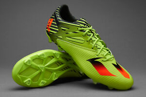 best website ab86a 1e297 Image is loading Adidas-Mens-Messi-15-2-FG-AG-Soccer-