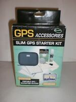 Iconcepts Gps Accessories Slim Gps Starter Kit Fits 3.5 & 4.3 Gps Devices