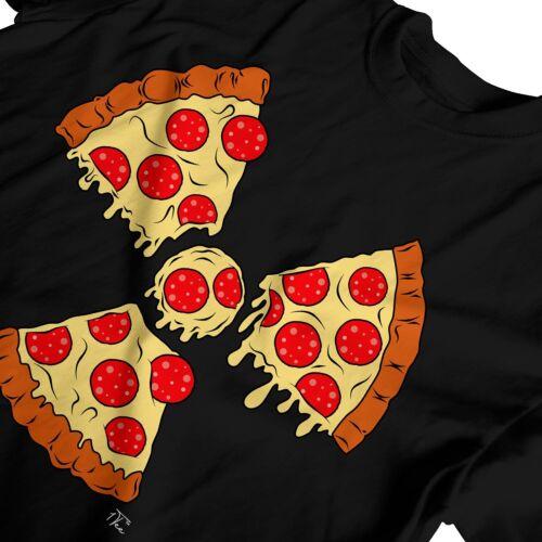 1Tee Homme Pizza Fan T-Shirt