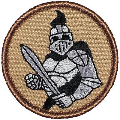 #724 Black Eagle Patrol! Awesome Woven Boy Scout Patrol Patch!