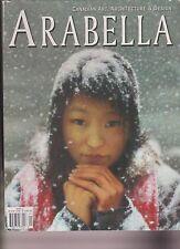 ARABELLA MAGAZINE SPRING AWAKENINGS 2012, CANADIAN ART, ARCHITECTURE & DESIGN.