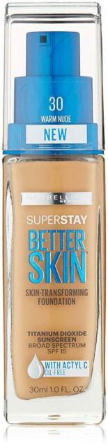 Maybelline Superstay Better Skin Skin-Transforming
