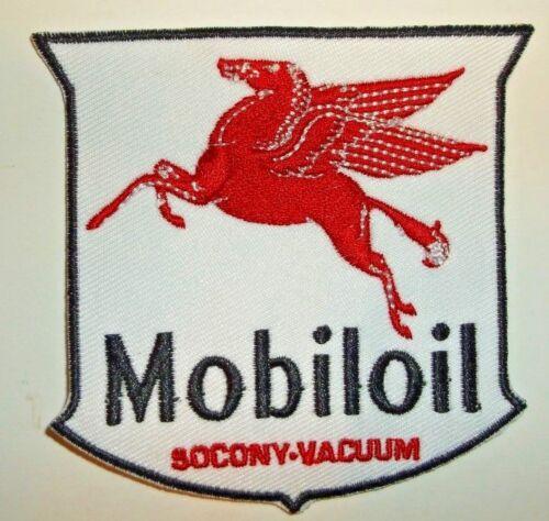 "MOBILE OIL PEGASUS PATCH 3/"""