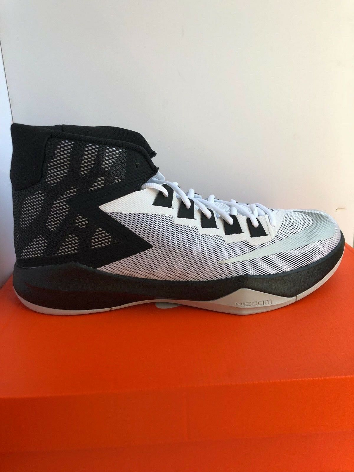NIKE MEN ZOOM DEVOSION BASKETBALL SHOES Price reduction The most popular shoes for men and women