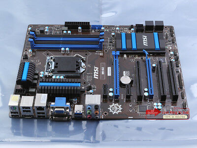 FOR MSI B85-G43 GAMING LGA 1150 DDR3 SATA3 Intel B85 ATX HDMI Motherboard XU