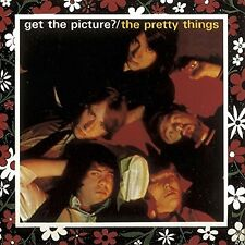 THE PRETTY THINGS - GET THE PICTURE? (LIMITED EDITION)  VINYL LP NEU