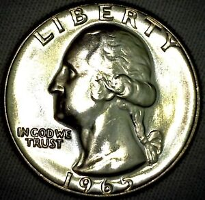 1965 Washington Quarter  *SPECIAL MINT SET* UNCIRCULATED  **FREE SHIPPING SMS
