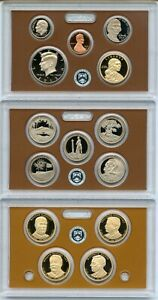 2013-United-States-Proof-Set-14-Coin-Collection-US-Mint-OGP