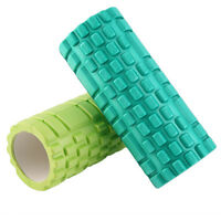 Pilates Fitness Eva Foam Roller Massage Convex Point Therapy Yoga Stick Mc