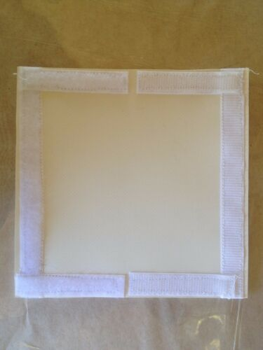 #07white-FISHING TACKLE COVER AND POLE WRAP VARIETY 4 PACK White