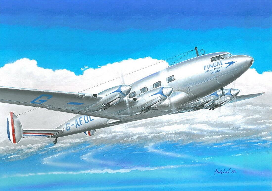 Valom 1 72 Model Kit 72130 de Havilland DH.91 Albatross  Imperial Airways
