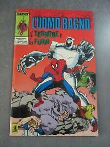 L'UOMO RAGNO n° 114 28 FEBBRAIO 1993 - ED. STAR COMICS - OTTIMO - NUOVO