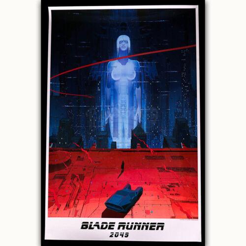 """24x36/"""" 27/"""" P-443 Art Blade Runner 2049 New  Movie Harrison Ford 2017 Poster"""