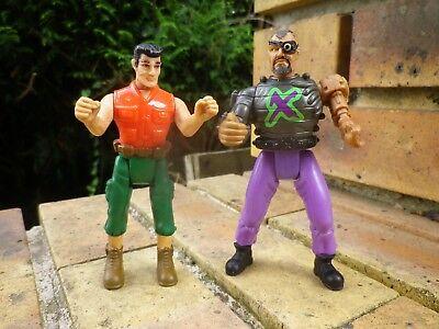 Schtroumpf Super Héros S figurine schtroumpfs neuf à très bon état #30