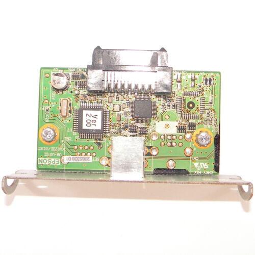 TM-U220 TM-T88III USB INTERFACE M148E FOR EPS  UB-U03II TM-T88II TM-U675