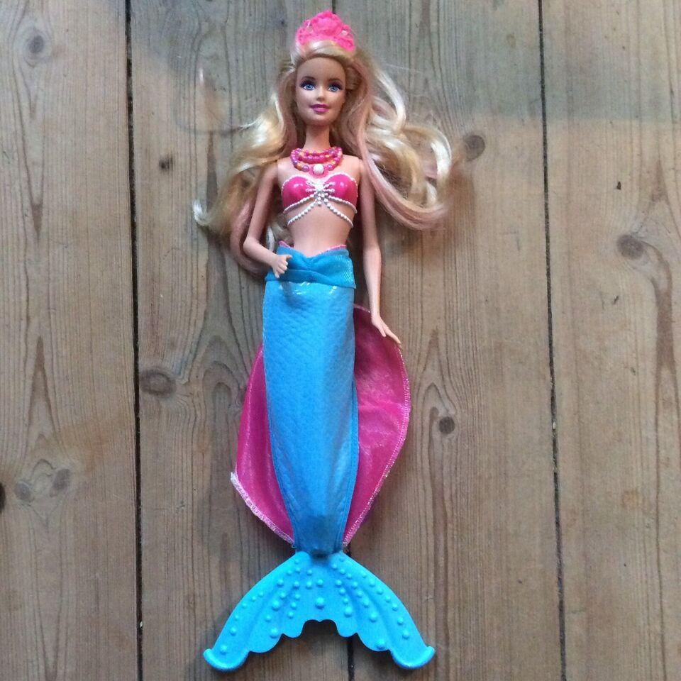 Barbie, Havfrue