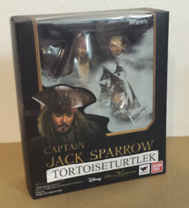 S-H-Figuarts-Pirates-Of-Caribbean-Captain-Jack-Sparrow-Action-Figure-artist
