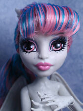 Monster High MH Rochelle Goyle Scaris City of Frights Nude Doll Only