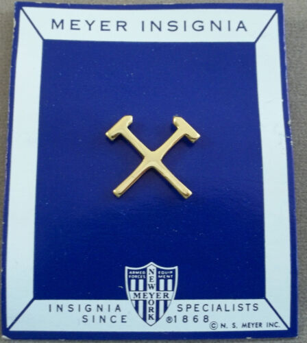 Insignia US Navy Structural Mechanic Device