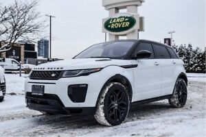 2017 Land Rover Range Rover Evoque DYNAMIC WITH BLACK PACK LOADED REMOTE START