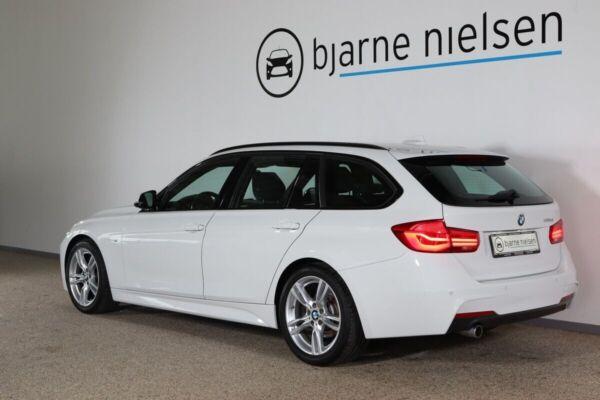 BMW 318d 2,0 Touring M-Sport aut. - billede 2