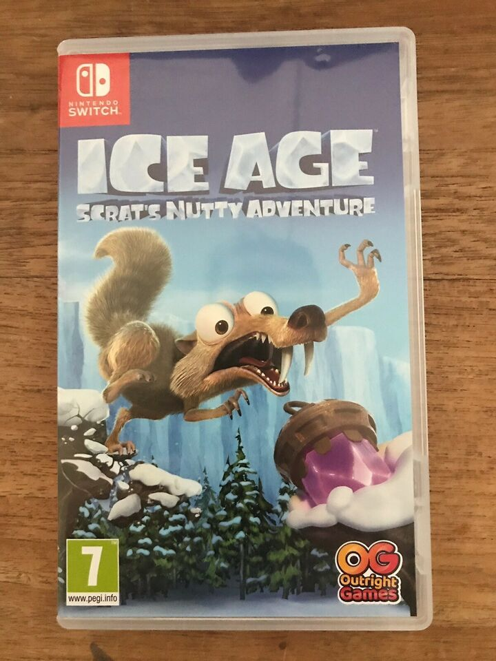 ICE Age, Nintendo Switch, action
