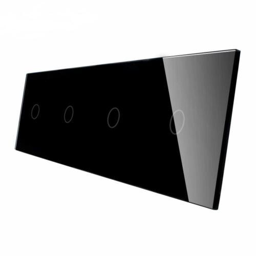 Livolo SmartHome Interrupteur Radio Interrupteur Prises Variateur Noir