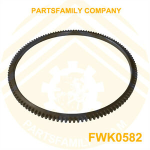 New Engine Flywheel Gear Ring for Mitsubishi S4S S6S Forkliftruck and Excavator