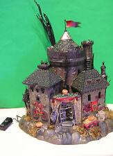 DEPT 56 CASTLE BLACKSTONE Halloween Village NEW in Box