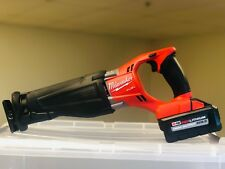 Milwaukee M18 FUEL SAWZALL 18V Reciprocating Saw - Tool Only (2720-20)
