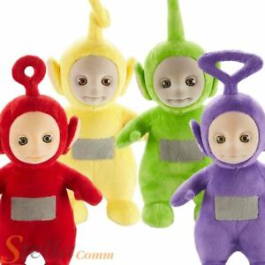 Image Is Loading Teletubbies Talking Plush Soft Toys Po Laa Laa