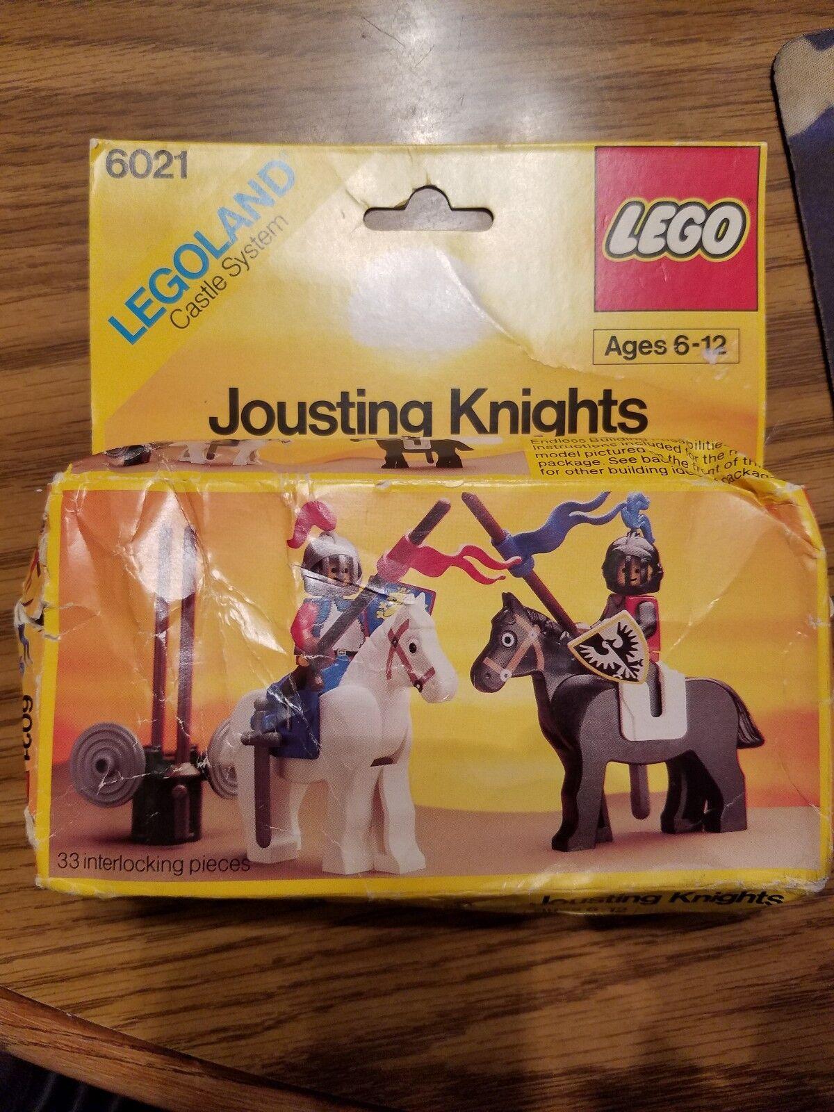 Nouveau LEGO Castle 6021 joute chevaliers Scellé-Legoland-Navires World  grand  de gros