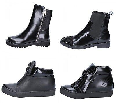 scarpe donna SARA LOPEZ 39 EU sneakers blu tessuto BT995-39