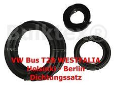 Furgoneta VW t2b Westfalia Helsinki Berlín aufstelldach techo junta sellado nuevo